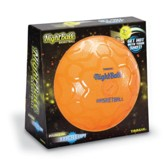 NightBall Basketball, Orange