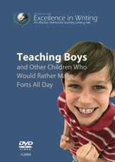 Teaching Boys & Other Children, DVD