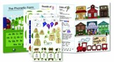 Primary Arts of Language: Phonetic  Farm with Stickers