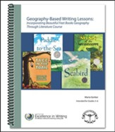 Geography-Based Writing Lessons:  Incorporating Beautiful Feet Books Geography Through Literature