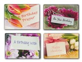 Garden of Blessings, Box of 12 Assorted Birthday Cards