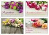 A Precious Gift (KJV) Box of 12 Assorted Mother's Day Cards