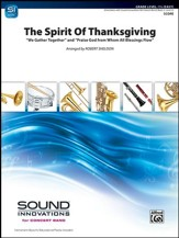 The Spirit Of Thanksgiving