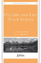 O Come And Lift Your Voices / SATB