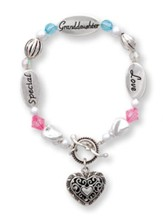 Love, Granddaughter, Special Bracelet