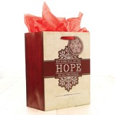 His Name Will Be Hope Gift Bag, Medium