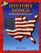 Audio Memory History Songs Book Only