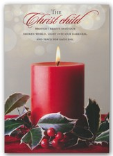 The Christ Child, Box of 12 Christmas Cards (KJV)