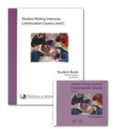 IEW Student Writing Intensive: Continuation Course, Level C 9 DVDs, 1 Student Packet