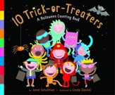 10 Trick-or-Treaters - eBook