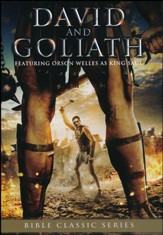 David and Goliath, DVD