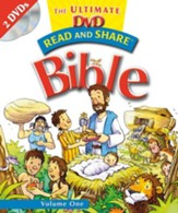 Read and Share: The Ultimate DVD Bible Storybook - Volume 1 - eBook