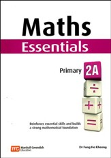 Maths Essentials Primary 2A