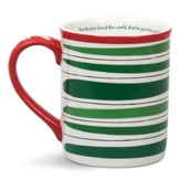 Believe Christmas Mug