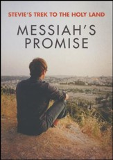 Stevie's Trek to the Holy Land: Messiah's Promise, DVD