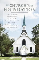 The Church's One Foundation Bulletins, 100