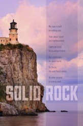 Solid Rock Bulletins, 100