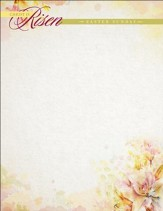Christ Is Risen Stationery, 100