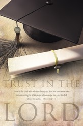 Trust In The Lord (Proverbs 3:5-7, KJV) Bulletins, 100