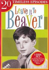 Leave It to Beave: 20 Timeless Episodes, DVD