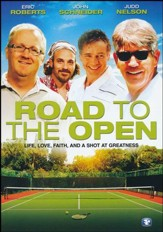 Road to the Open, DVD