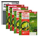 Math in Focus Grade 2 Homeschool Package (with Answer Key)