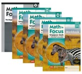 Math in Focus Grade 5 Homeschool Package (with Answer Key)