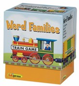 Word Families Train Game