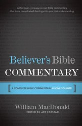 Believer's Bible Commentary - eBook