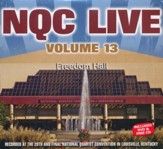 NQC Live Volume 13 (CD/DVD)