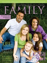 Family Magazine, 1 Year USA Subscription