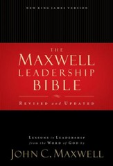Maxwell Leadership Bible, Revised and Updated - eBook