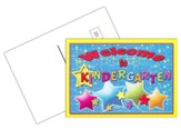 Welcome To Kindergarten Postcard, Pack of 30