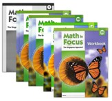 Math in Focus Grade 3 Homeschool  Package (with Answer  Key)