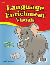 Language Enrichment Visuals (K4-K5; 72 pictures)