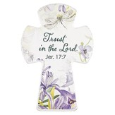 Trust In the Lord Cross Magnet