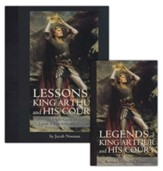 Legends of King Arthur and His Court Book & Study Guide Set