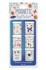 Everyday Blessings Bookmark Set, Small
