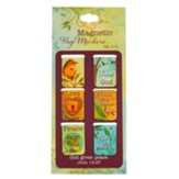 Peaceful Thoughts Magnetic Page Marker Set