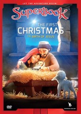 Superbook: The First Christmas, The Birth of Jesus, DVD