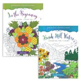 Majestic Expressions Coloring Books, 2-Pack
