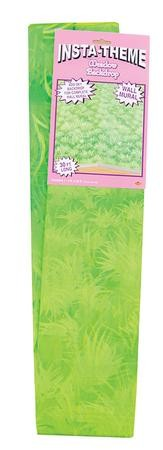 Mighty Fortress VBS: Green Grass Backdrop, 4' x 30'