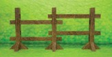 Mighty Fortress VBS: Split Rail Fence Post Set, 86 x 40
