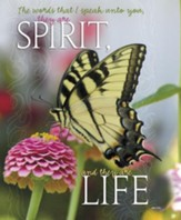 Spirit and Life Butterfly, Pack of 100 Large Bulletins