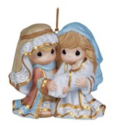 Precious Moments Nativity Ornament Holy Family