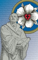 Reformation - Luther Seal, Pack of 50 Bulletins