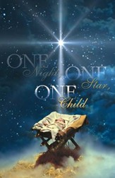 One Night, One Star, One Child - Pack of 100 Bulletins