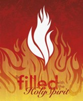 Dove and Flames, Pack of 100 Large Bulletins