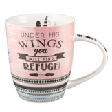 Under His Wings Mug