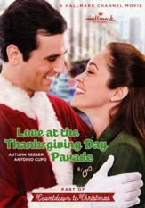 Love at the Thanksgiving Day Parade, DVD